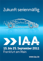 64. Internationale Automobil-Ausstellung (IAA)