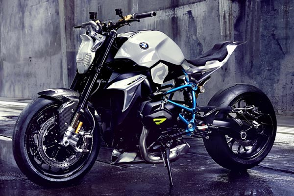 motorrad bmw concept roadster ausblick auf die. Black Bedroom Furniture Sets. Home Design Ideas
