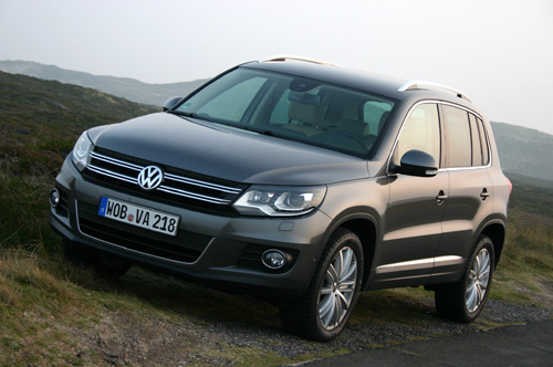 fahrbericht vw tiguan 2 0 tdi 4motion mit 170 ps im test. Black Bedroom Furniture Sets. Home Design Ideas