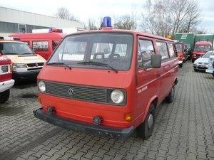 VW T3 Caravelle 2.0 luftgekühlt Bus * 1.Hand * wenig