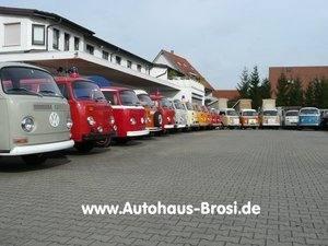 VW T2 (alle) T2 Kastenwagen * Oldtimer-Kennzeichen TÜ