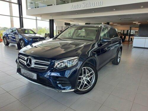 Mercedes-Benz GLC 250 d 4M TEMPOMAT-COMAND-TOTWINKEL-KLIMA-9G