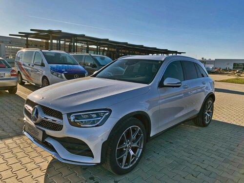 Mercedes-Benz GLC 220 d 4-Matic AMG-AHK-DISTRONIC-SPUR-360°