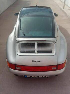 Porsche 911 Targa Tiptronic