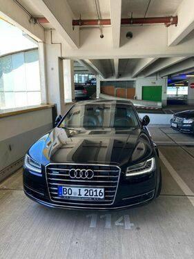 Audi Audi A8 3.0 TDI quattro tiptronic (10/13 - 04/15)